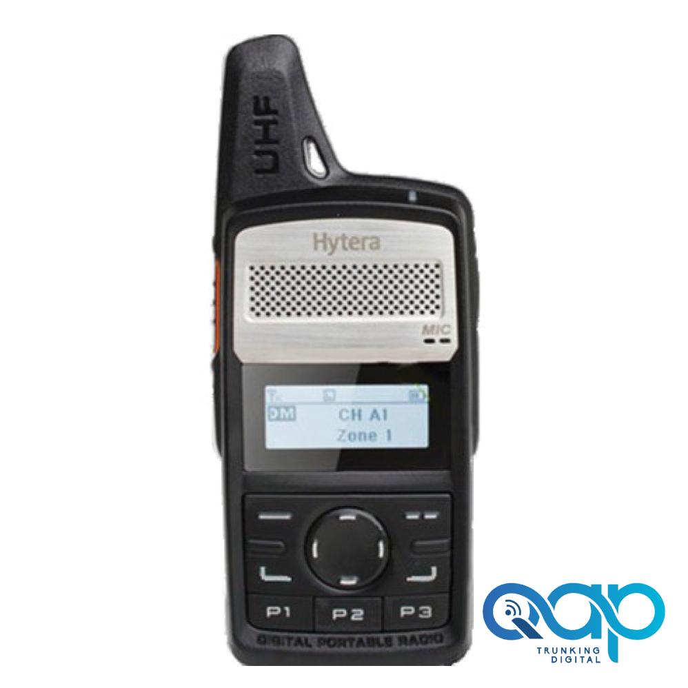 IMAGEN DEL RADIO HYTERA PD366