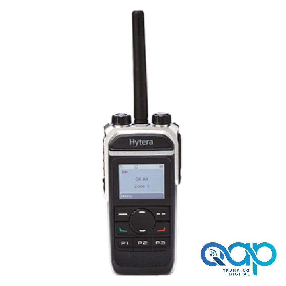 IMAGEN DE RADIO HYTERA PD666